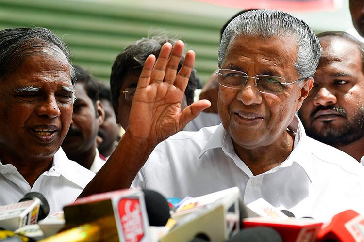 Kerala floods Rs 730 crore collected by the CM Relief Fund till August 29