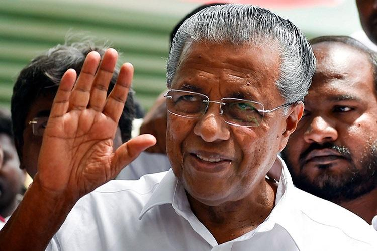 Kerala BJP mouthpiece sacks cartoonist for casteist comic strip mocking CM Pinarayi