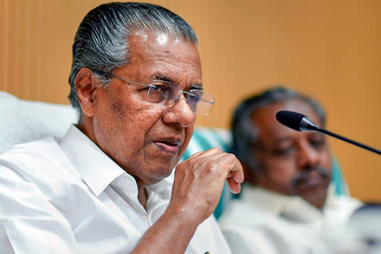 Kerala CM vows strict action against those discouraging contributions to relief fund