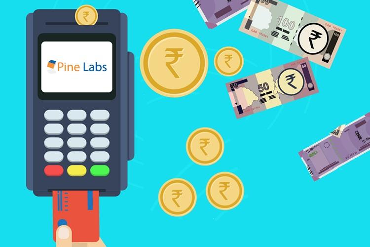 Pine Labs raises 125 million from Paypal and Temasek