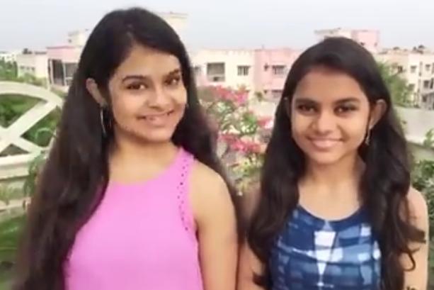 Sister duos Pinga rendition goes viral