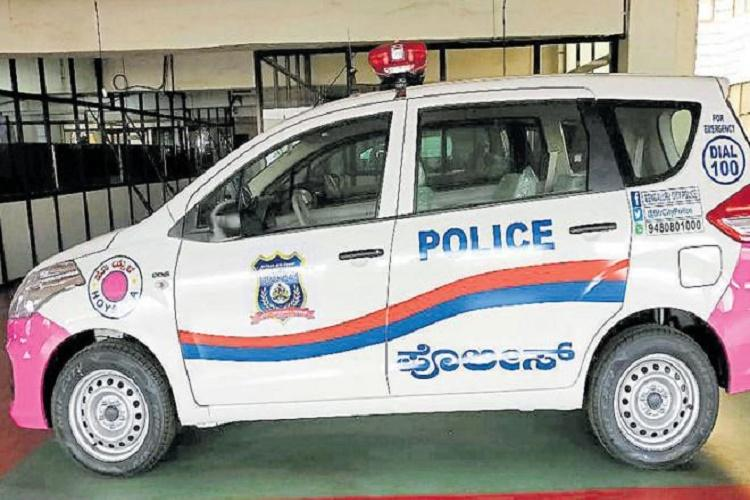 Bengaluru Police launch 51 Pink Hoysalas for womens safety