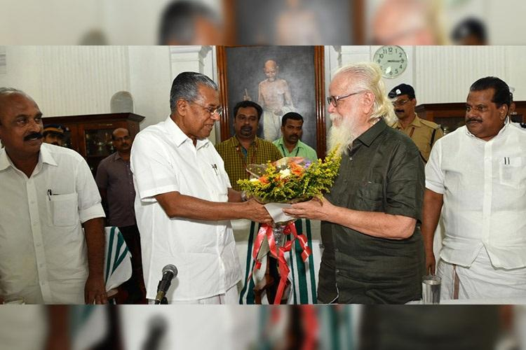 Ex ISRO scientist Nambi Narayanan receives Rs 50 lakh compensation from Kerala govt