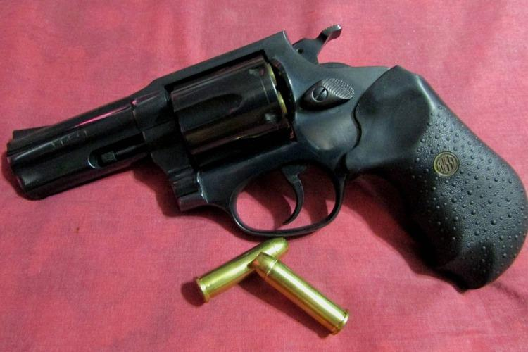 Suspended for corruption Telangana SI shoots wife and self with service revolver