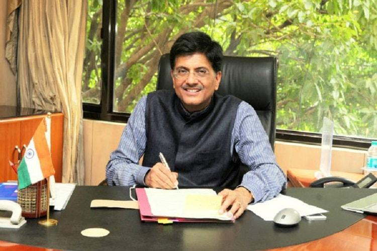 Will phase out diesel locomotives in five years Union Minister Piyush Goyal