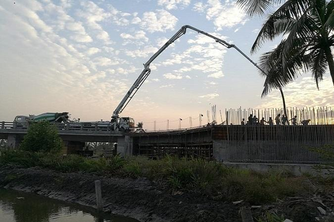 New bridge near a Kochi island remains unused because theres no approach road