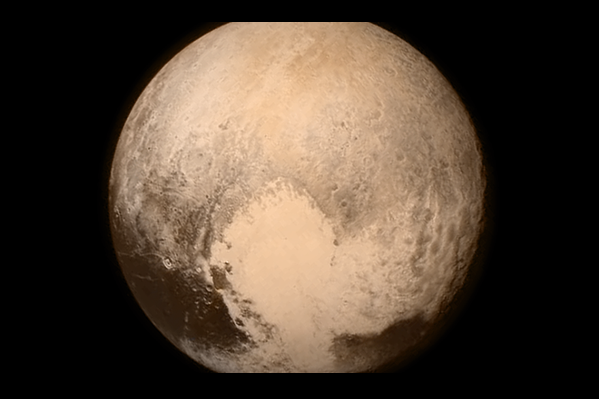 Stunning crystal-clear images of Pluto What do they mean