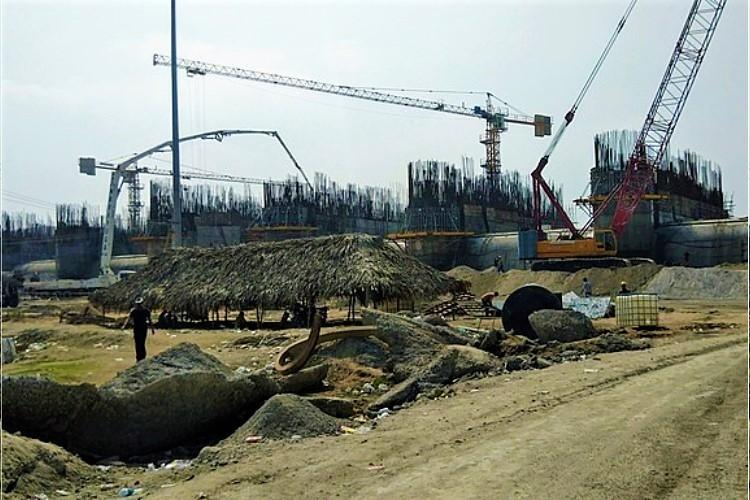 Work on Polavaram project to continue from November Andhra Irrigation Minister