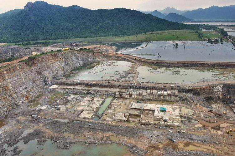 Polavaram project Andhra govt calls for reverse tenders worth Rs 4900 cr