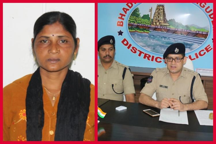 Telangana police arrest CPIMaoist committee secretary Nagaram Rupa