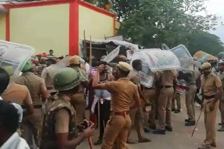 Communal clashes erupt in TNs Tirunelveli over Vinayaka Chaturthi procession