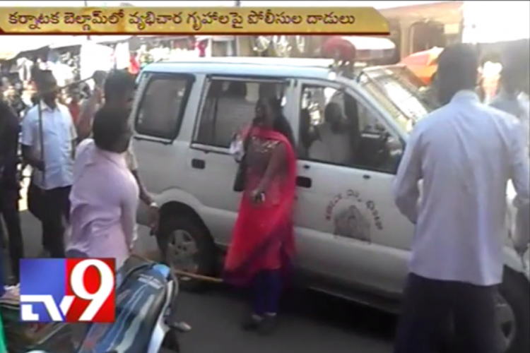 Police constables who assaulted women with lathis suspended