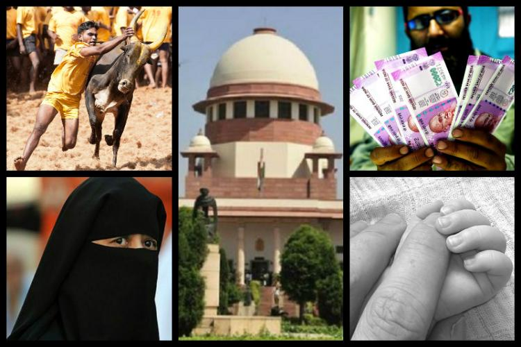 From Jallikattu to Jana Gana Mana The laws and policies that counted in 2016