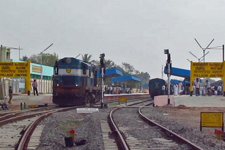 After 10 years Southern Railway reintroduces Rameswaram-Coimbatore train