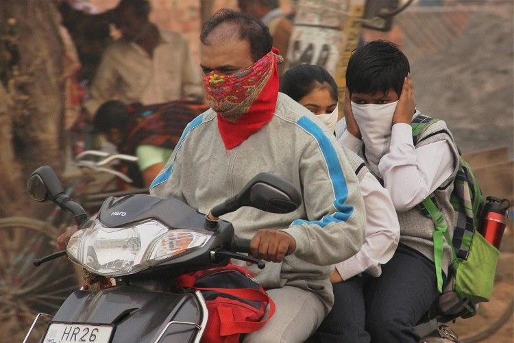 All eyes on smog-covered Delhi but the rest of north India has a pollution crisis too