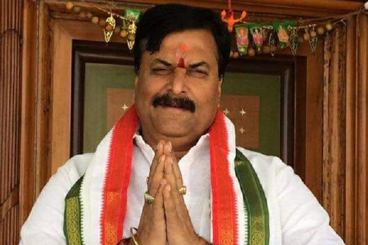 Jolt to Congress as senior Telangana leader Sudhakar Reddy quits