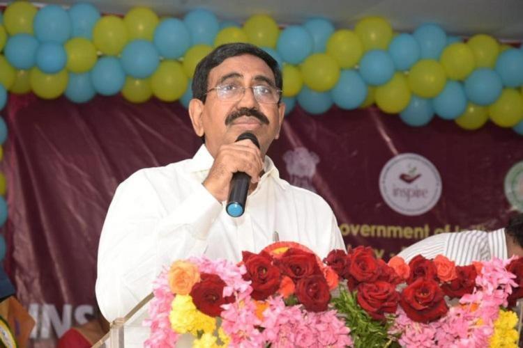 Amaravati land scam After Naidu CID serves notice to former AP Minister Narayana
