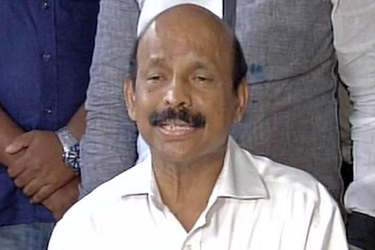 Never said DVAC to challenge court order over CBI probe AIADMK leader Ponnaiyan
