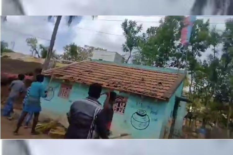 Dalit village in TNs Ariyalur attacked by PMK Vanniyar group eight injured