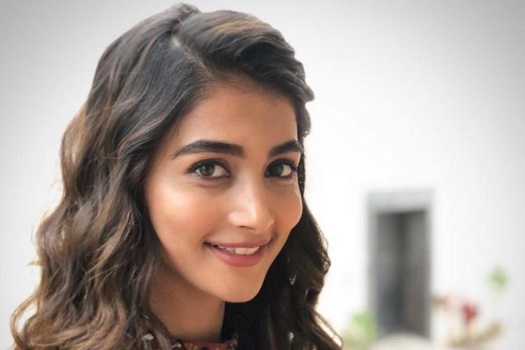 Pooja Hegde resumes shooting for Telugu film Most Eligible Bachelor