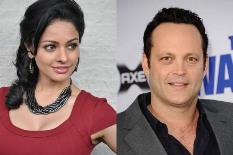 Vishwaroopam actress Pooja Kumar to star in Vince Vaughns next film