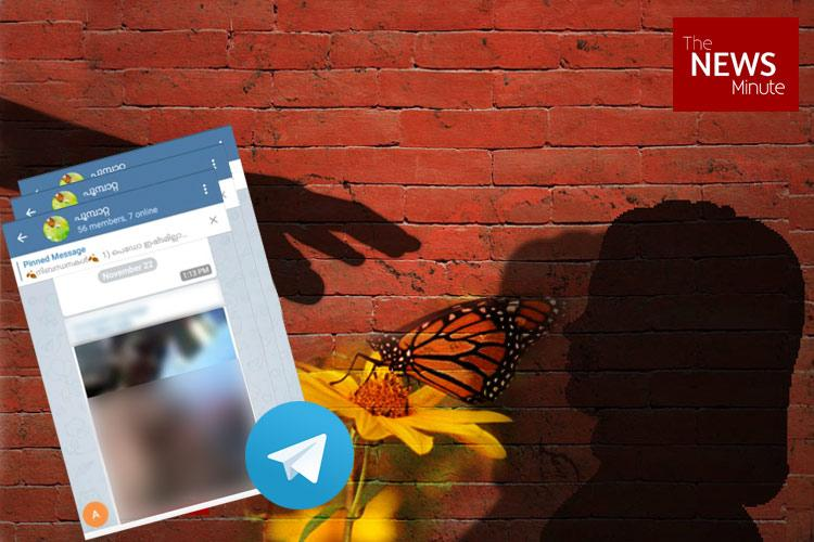 How a secret Telegram group of child sexual predators was busted A TNM exclusive
