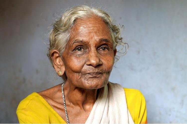 The bows song Once famous 84-yr-old villupaattu artist Poongani now lives in poverty