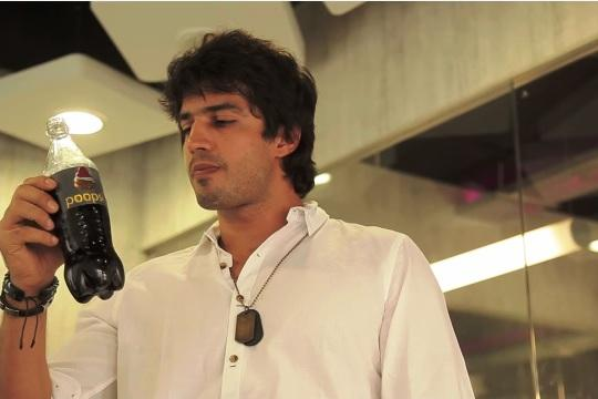 Watch A response to Pepsis FTII ad with poopsi