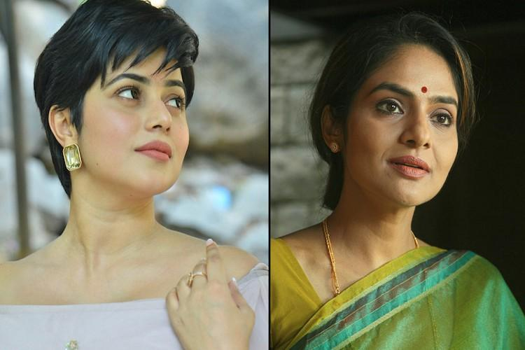 Actors Poorna and Madhoo on board Kanganas Thalaivi