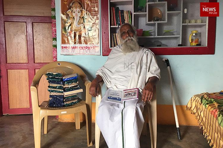 Keeper of Kota tongue Meet the priest who created a script for a TN tribal language