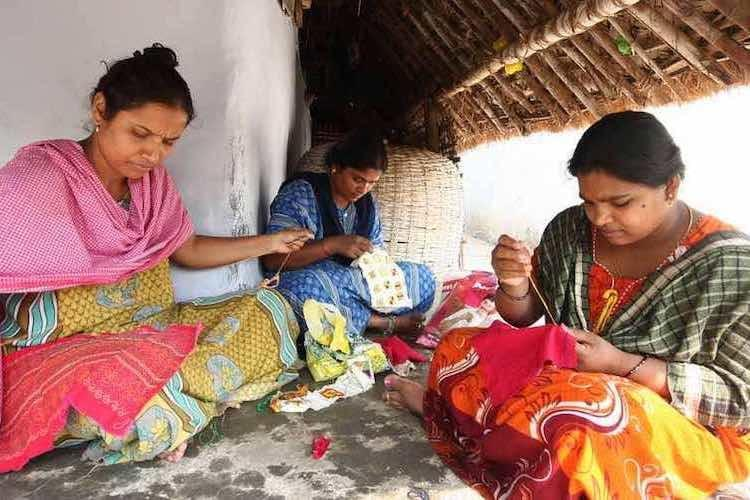 How revival of embroidery is helping stem migration of Lambadi tribes in Tamil Nadu