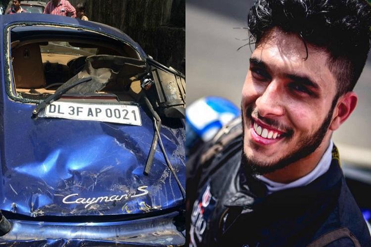 Chennai Porsche accident case Court denies bail to Vikash Anand and his friend