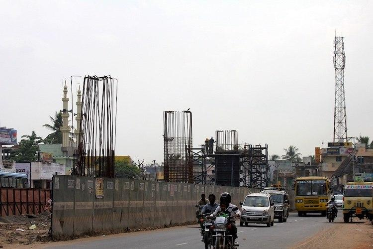10 years in limbo Will work on Chennai Port-Maduravoyal flyover begin in 2020