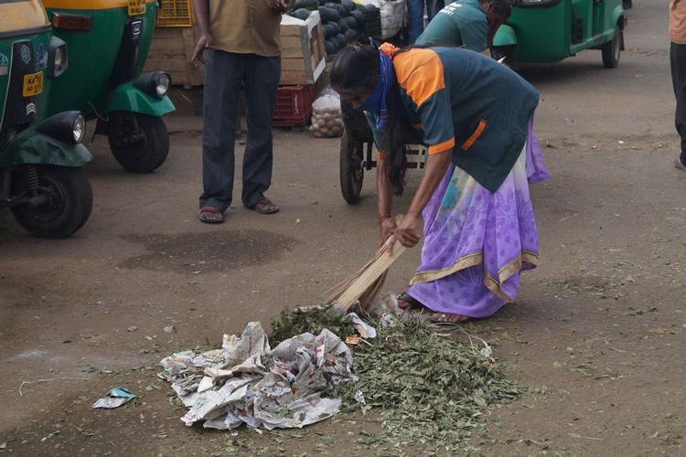 Protect civic workers collecting waste from homes with quarantined persons Ktaka HC