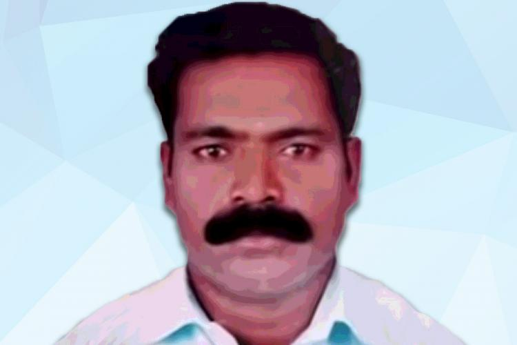 body of a fisherman john pozhiyoor exhumed