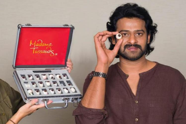 Now Baahubali actor Prabhas to get wax statue at Madame Tussauds