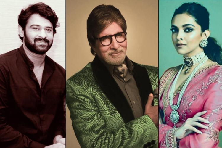 Amitabh Bachchan joins cast of Nag Ashwins film with Prabhas and Deepika Padukone