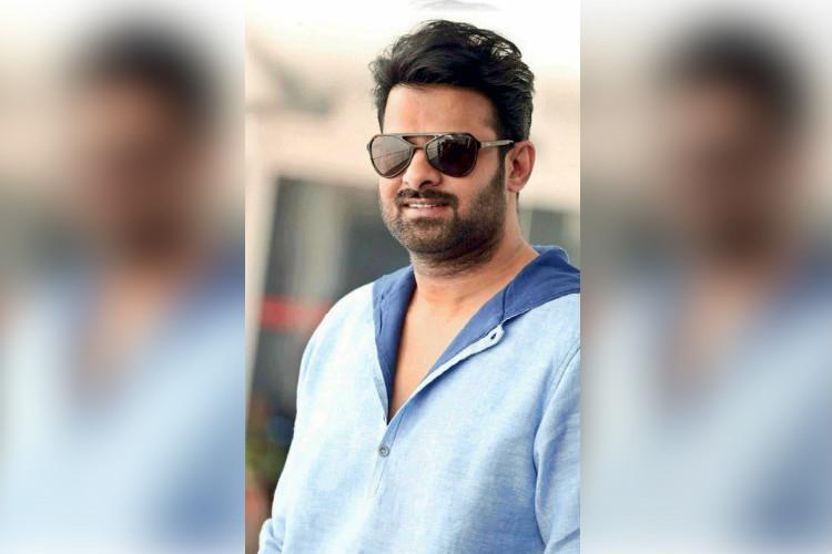 Shoot of Prabhas starrer Saaho stands postponed