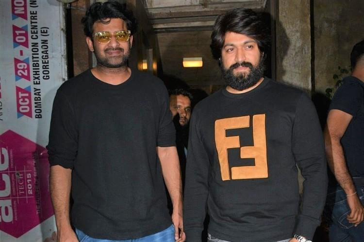 Yash suggests script for Prabhas