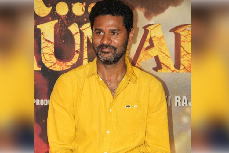Prabhudeva confirms signing Devi 2 with director Vijay