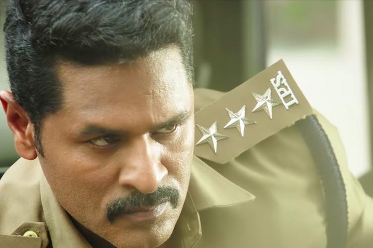 Prabhu Deva to play a police officer in Pon Manickavel