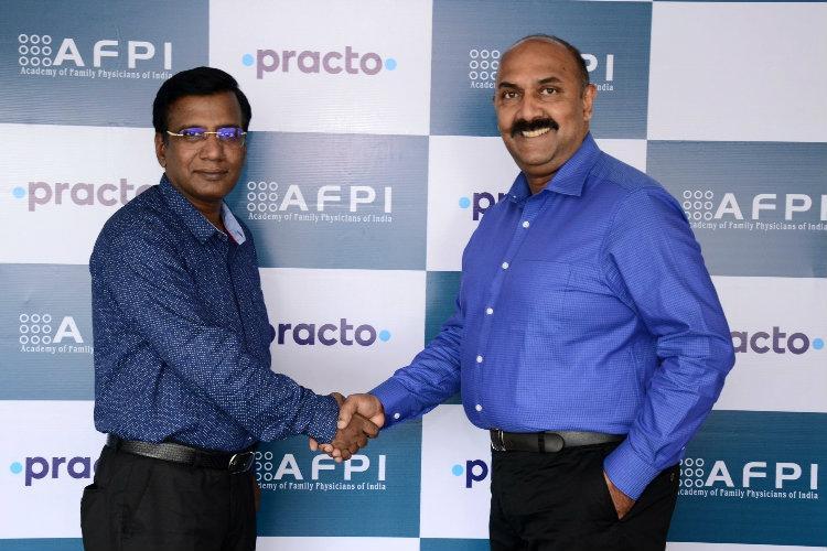 Practo AFPI partner to help doctors adopt digital technology