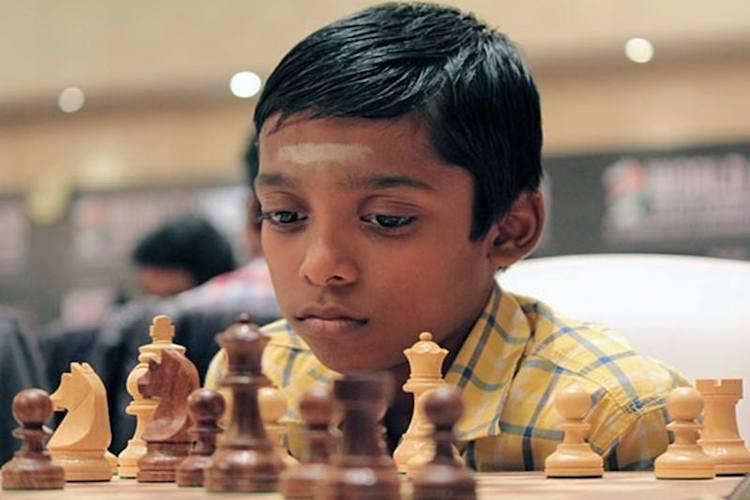 Chennai boy R Praggnanandhaa makes history becomes second youngest Chess Grandmaster