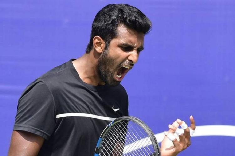 Aim to get into top 50 in coming year Indias no 1 singles tennis player Gunneswaran