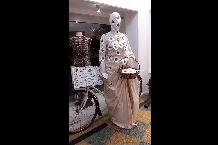 These Chennai mannequins show how often women are groped on streets