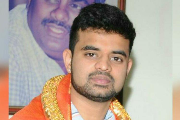 Prajwal Revanna wins in Hassan follows in Deve Gowdas footsteps