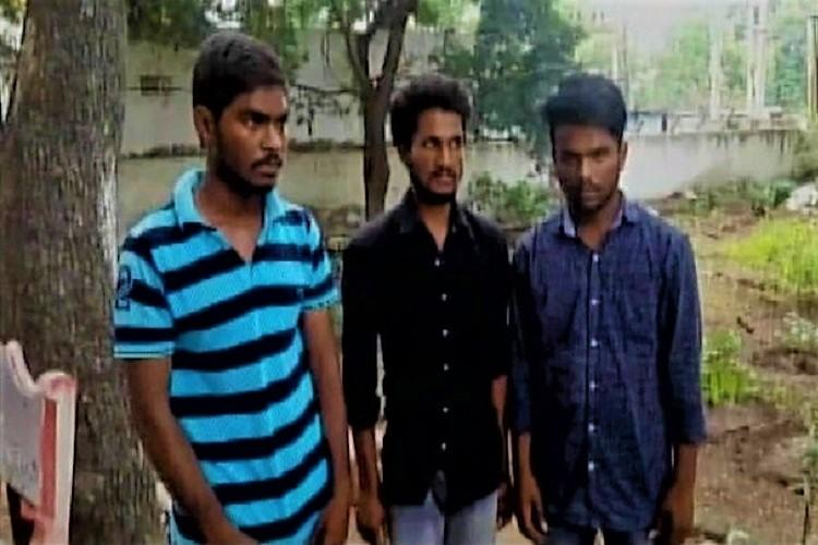 Andhra police arrest 3 for posting sexual assault video of student on social media