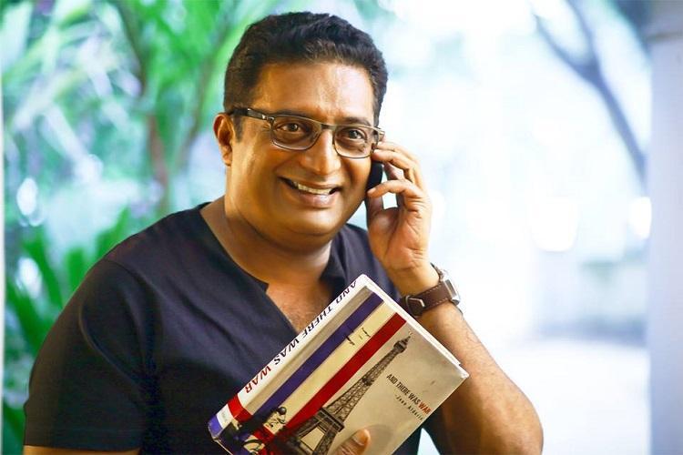 Im writing a book on Kalaignar with my perspectives Actor Prakash Raj to TNM