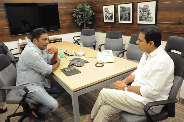 After Mahesh Babu actor Prakash Raj adopts Telangana village