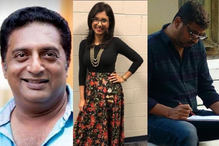 Here is the list of south film industry stars who have spoken out on MeToo